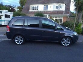 Lovely Zafira diesel with £2,500 of extras