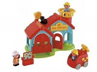 ELC happy land fire station from B294AS £10