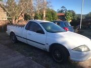 Ford ute 2000 Bateau Bay Wyong Area Preview