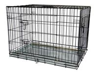 Dog Crate Large (Used but perfectly clean) 900x600x600mm