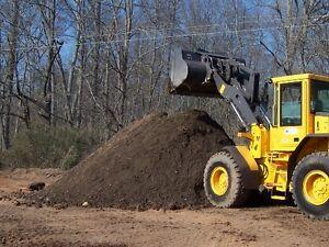 terre a gazon top soil sable