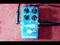 Tc helicon flashback delay