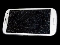 Samsung S3 Glass and LCD Repair!! $54.99/$134.99