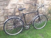 Bike, Mens Hybrid Town Bike With Lock Free Delivery in Oxford Area!