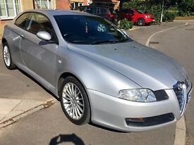 Alfa Romeo GT 1.9JTDM 2dr Coupe DIESEL - 1 Owner - New MOT & Service - 11 Stamp Service History!!