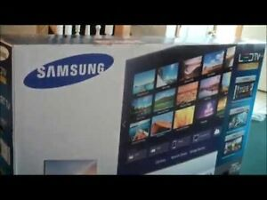 "39"" Samsung LED 1080p Flatscreen TV"
