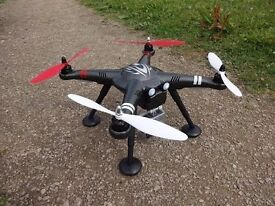 Drone Quadcopter WL toy XK X380 good condition