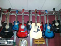 Great Selection of Acoustic Guitars
