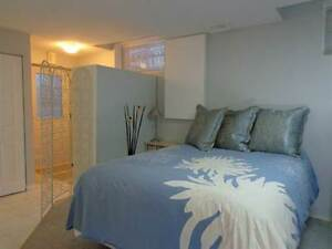 Bonnie Doon (safe&central) furnished lower studio one Mature, ns