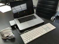 "MacBook Pro 15"" (late 2008) 