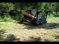 Mulching/Brush clearing