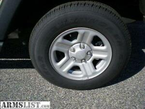 Studded Winter Tires on Rims Prince George British Columbia image 1