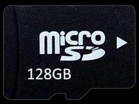Micro sd 128gb memory card