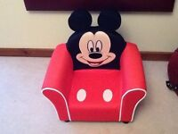 Disney Mickey Mouse sofa