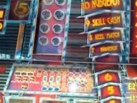 fruit machine delivery is uk wide