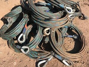 Brand New Steel Cable Slings For Sale