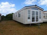 Stunning used static caravan/mobile home for sale offsite