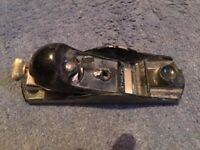 STANLEY!!! Best BLOCK PLANE. Used just couple times, so blade is still sharp