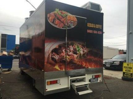 New Kebab Food Truck - For Sale
