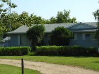 Wonderful Acreage North of Glaslyn for Long Term RENT