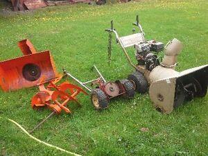2 snowblowers for parts or repair
