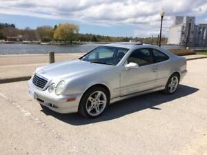 2002 Mercedes-Benz 300-Series Coupe (2 door)
