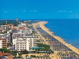 Holiday to Elido Di Jesolo in Italy