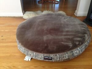 Big and beautiful dog bed