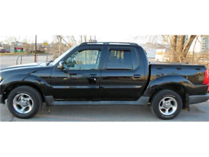 2005 ford explorer sports trac