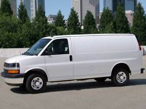 SHORT NOTICE**CARGO VAN SERVICES** 24/7 CALL 647 765-7501 call