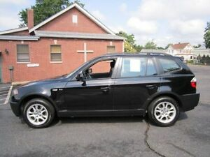 2004 BMW X3 AWD = 163K = LEATHER/PANORAMIC ROOF