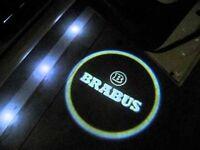 Mercedes CLS door lights