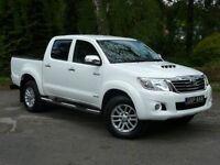 WANTED - Toyota Hilux 2012 upwards