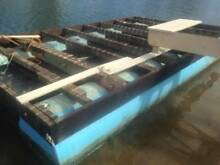 Pontoon System - Cable Brace Pontoon and Gangway System Runaway Bay Gold Coast North Preview