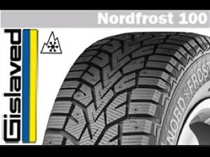 FREE Delivery! Gislaved Nord Frost 235/65R17 Winter Tires $555