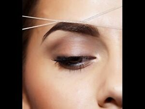 FORMATION EN ÉPILATION AU FIL / EYEBROW THREADING COURSE