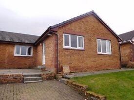 spacious layout of family sized accommodation Hillside Catrine £450