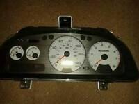 Subaru classic dials