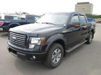 2012 Ford F-150 FX4! BAD CREDIT CAR LOANS APPROVED! IN HOUSE!