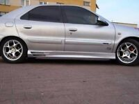 Xsara mk1 skirts wanted