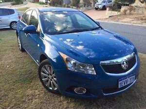 2014 Holden Cruze Sedan Kingsley Joondalup Area Preview