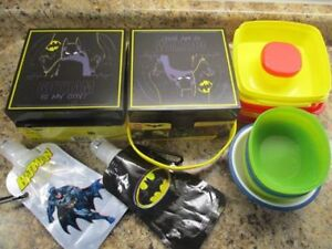 Brand New Lunch Boxes and drink packs and more