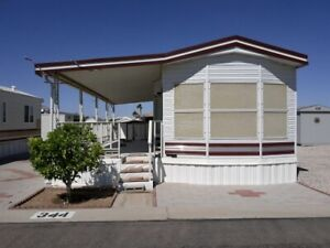 Yuma AZ Park Model for Rent