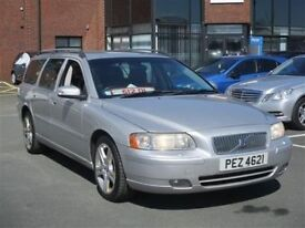 Nov 2007 Volvo V70 2.4 SE SPORT 2.4D 7 SEATER ESTATE TRADE IN CONSIDERED , ...