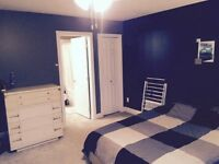 Private, quiet and spacious room for rent in Leduc