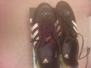 Soccer shoes in real Leather in great condition (11).