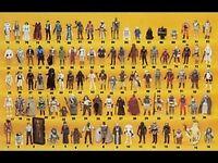 Wanted Vintage Star Wars Figures 1977-85 Birmingham Coventry