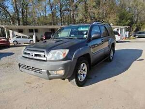 2003 Toyota 4runner NEW PRICE!