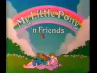 MY LITTLE PONY 'N AND FRIENDS DVD set ALL 63 CARTOONS