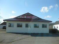 Restaurant & House For Sale